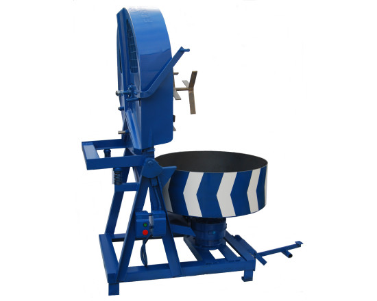 Model 'M' Forced Action Pan Mixer