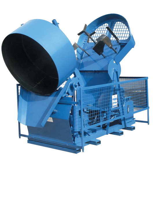 Model 'TEC225' Forced Action Pan Mixer